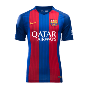 Playera De Futbol Barcelona 2016-17 Home