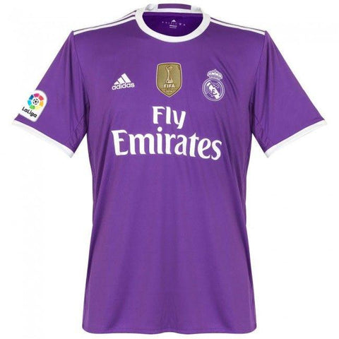 Playera Real Madrid Visitante