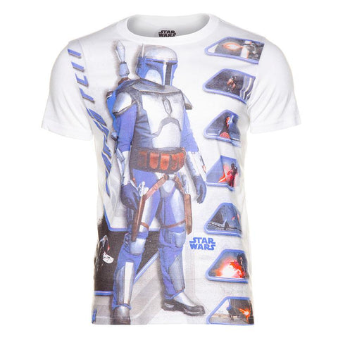 Playera Star Wars Boba Fett