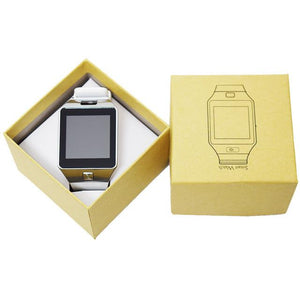 Smartwatch Digital DZ09 Android Wear