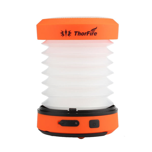 LED Lantern - Mini Flashlight - Hand Crank Rechargable