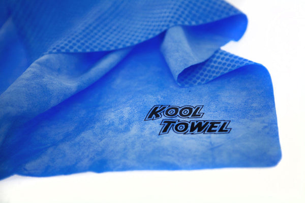 Chill Pad Kool Cooling Sport Towel Beats Sweat & Outdoor Heat