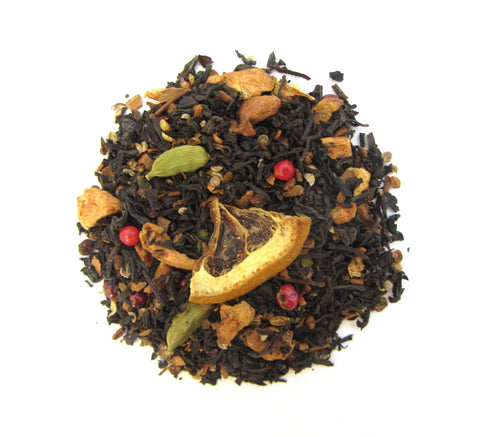 Black Tea - Orange Cookie