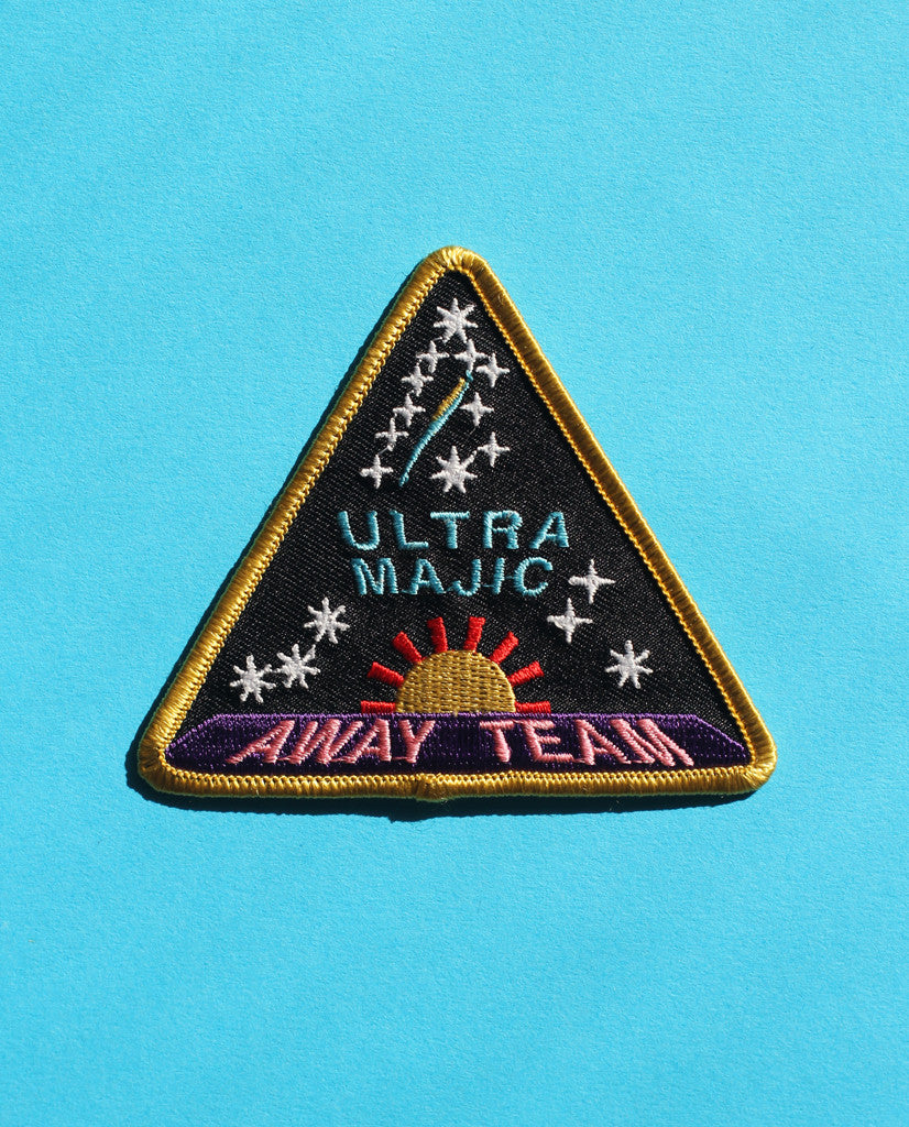 Away Team Patch
