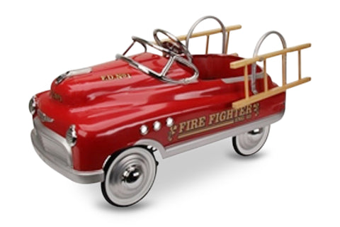 Comet Fire Fighter Pedal Car