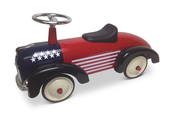 USA Speedster Scoot-A-Long Ride-On Toy