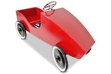 Wood Racer Pedal Car Front View