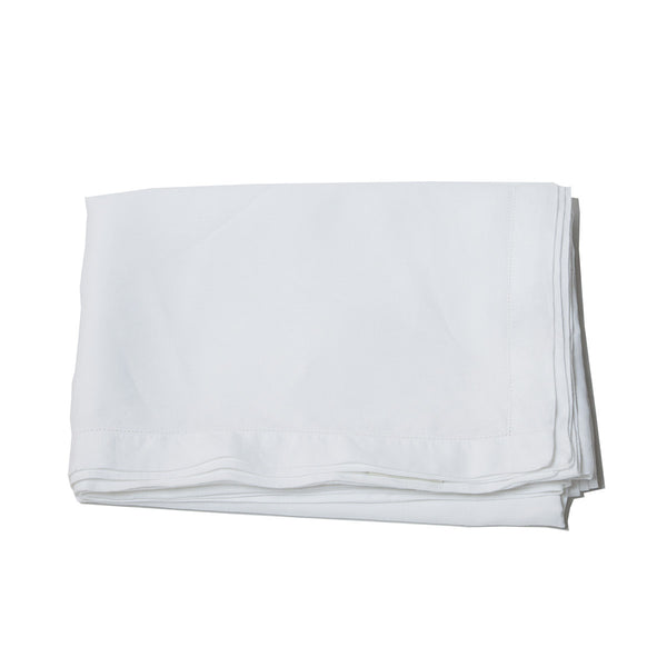 one line hemstitch belluno rectangular tablecloth