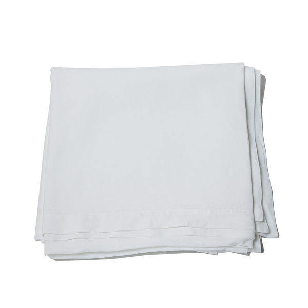 one line hemstitch treviso rectangular tablecloth