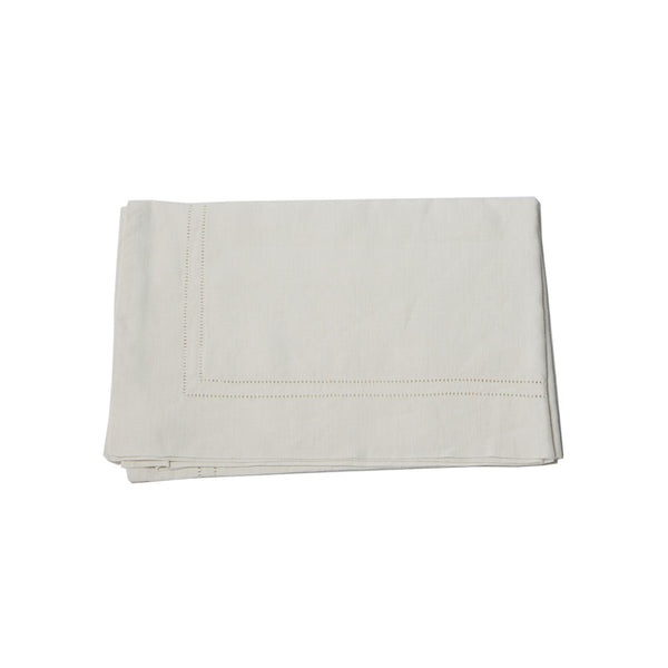 two line hemstitch vicenza pillowcase