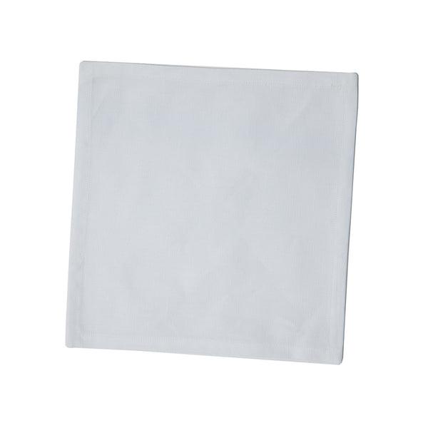one line hemstitch vicenza flat sheet
