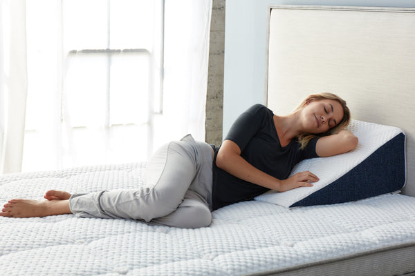 How To Use A Wedge Pillow Brentwood Home