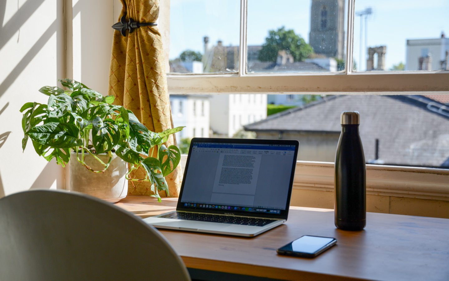 Workspace, Desk, Work From Home