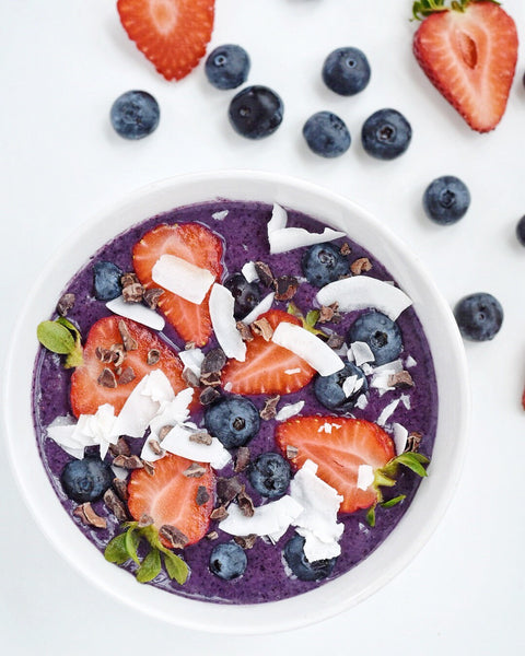 Berry Smoothie Bowl Recipe