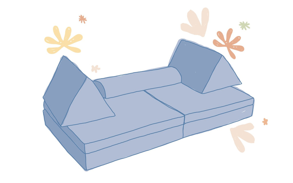 Play Couch, Kids, Kids Toys