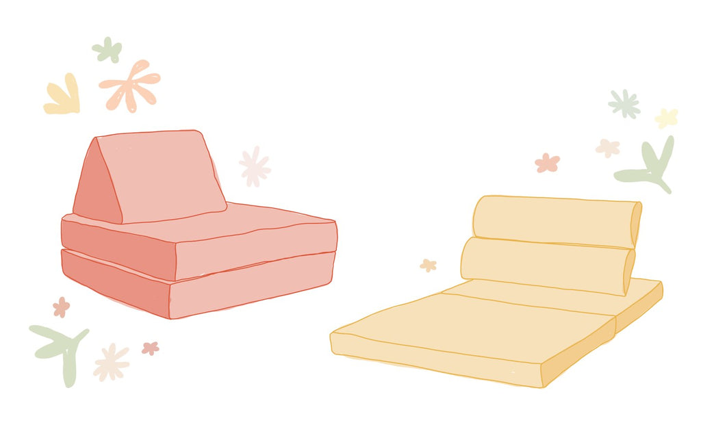 Play Couch, Couch, Kids Couch