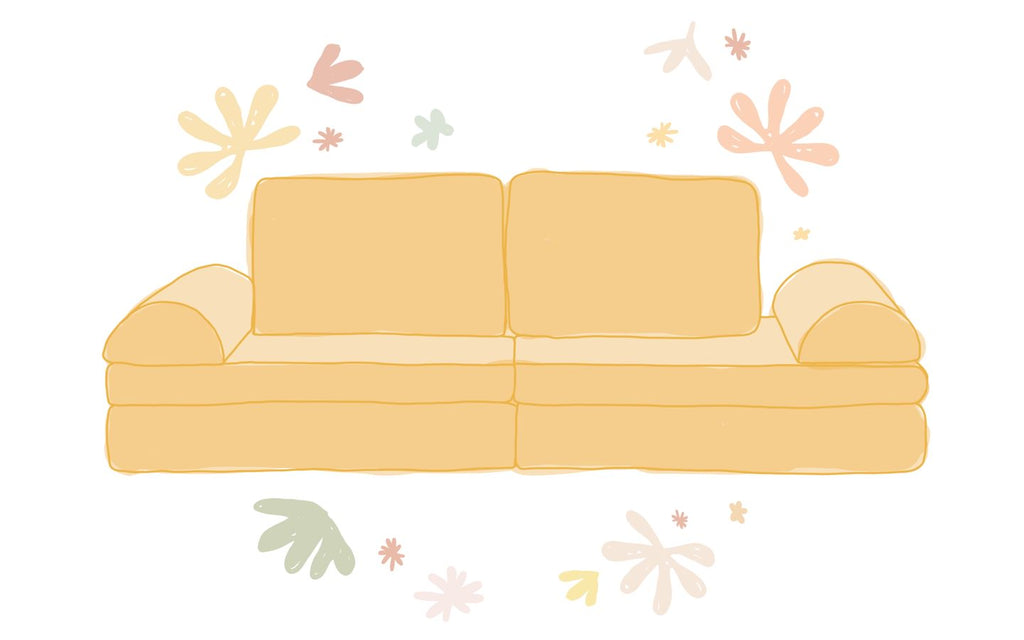 Kids Couch, Play Couch