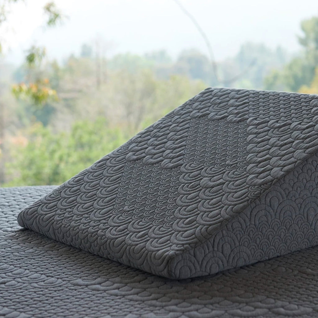 Crystal Cove Wedge Pillow