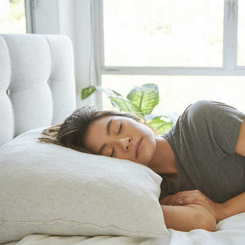 Carmel Hemp Pillow