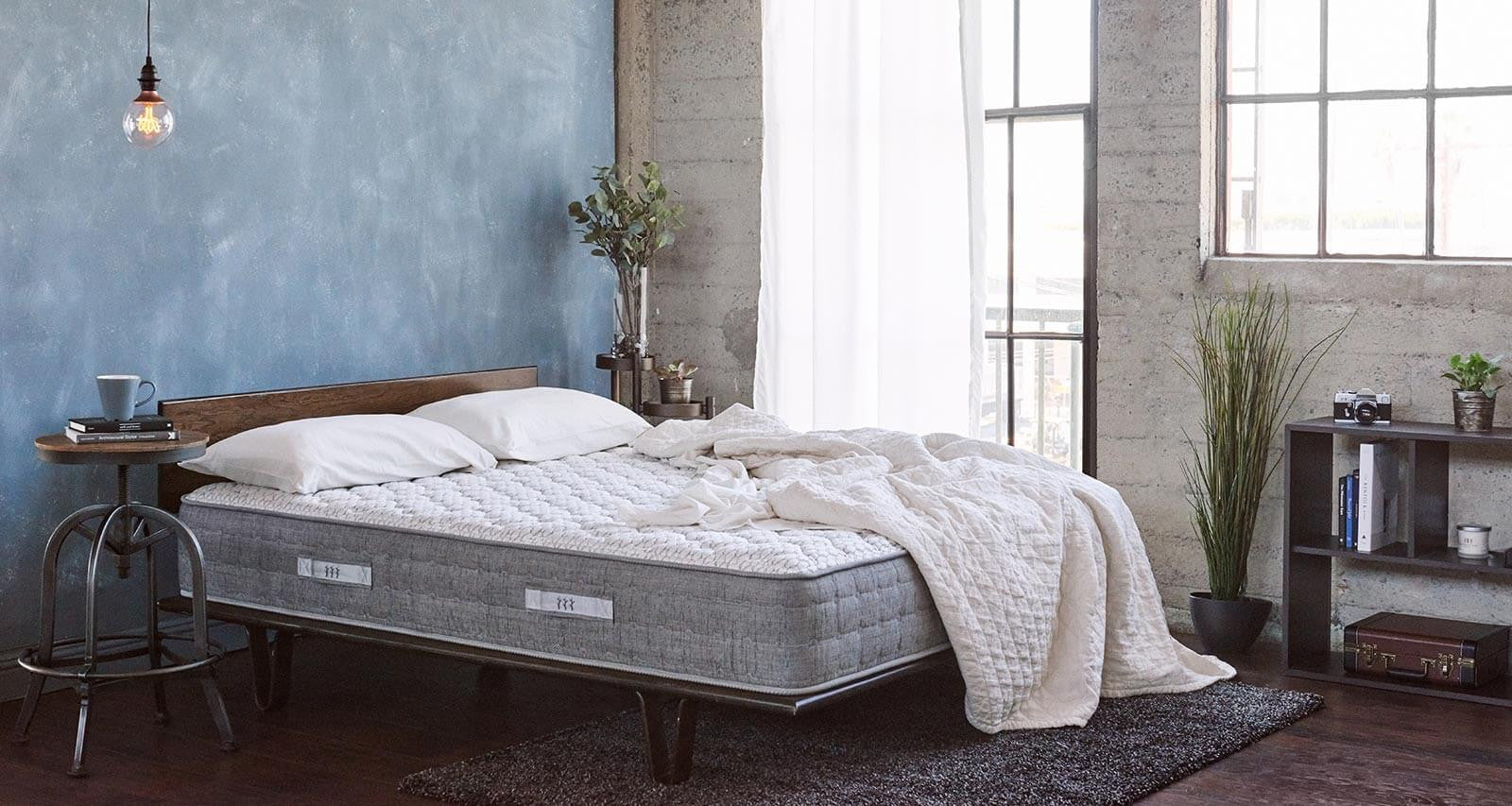 $100 Off the Sierra Mattress a...