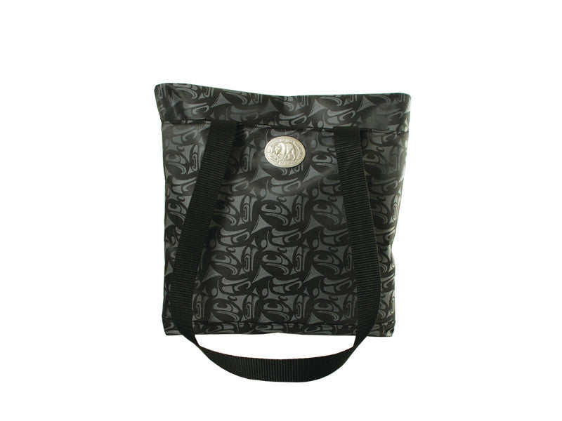Corrine Hunt 3 Eagle Shopper Bag