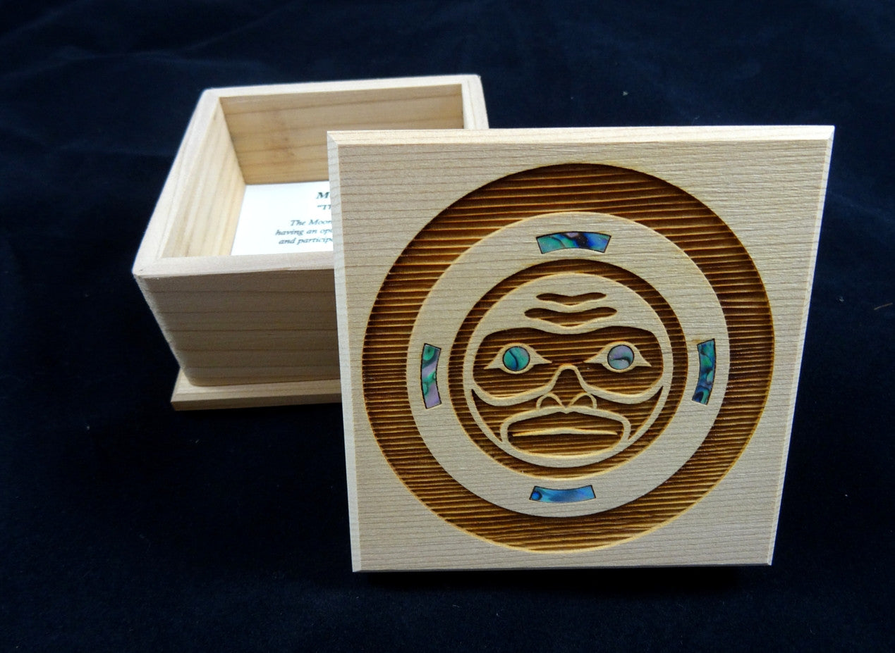 Baby Bentwood Box by Spirit Works
