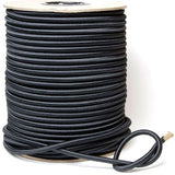 SHOCK CORD BLACK 10mm