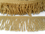 FT3120 60mm Beige Bullion Fringe