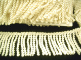 FT3122 55mm Ivory Bullion Fringe