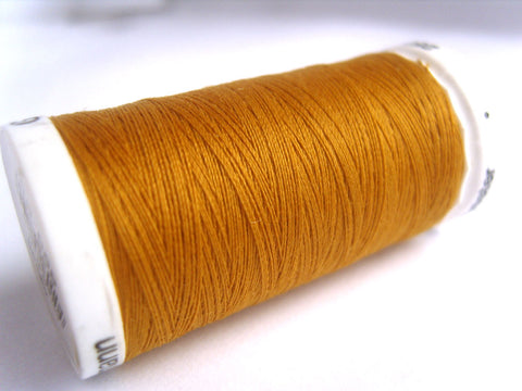 GT 968 250mtr Gold Gutermann Polyester Sew All Sewing Thread