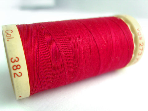 GT 382 250mtr Deep Shocking Pink Gutermann Polyester Sew All Sewing Thread