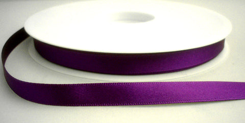 R2628 10mm Liberty Purple Double Faced Satin Ribbon by Berisfords - Ribbonmoon