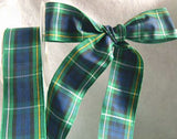 R4042 42mm Double Face Campbell Tartan Polyester Ribbon - Ribbonmoon