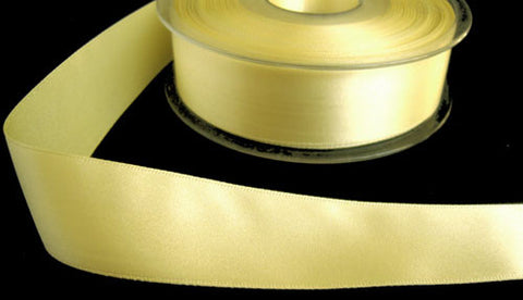 R4238 25mm Primrose Mist Double Faced Satin Ribbon by Berisfords - Ribbonmoon