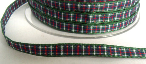 R4657 7mm MacKenzie Tartan Ribbon - Ribbonmoon
