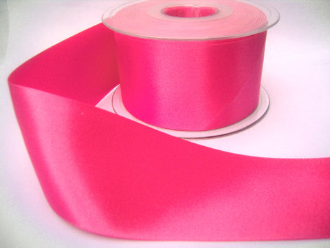 R5789 35mm Sugar Pink Double Face Satin Ribbon by Berisfords