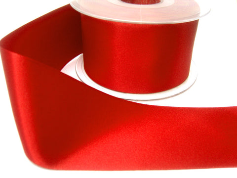 R6569 50mm Russet Double Face Satin Ribbon by Berisfords