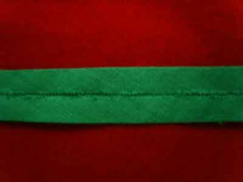 BB206 10mm Deep Green 100% Cotton Bias Binding - Ribbonmoon