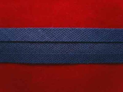 BB153 13mm Pale Navy 100% Cotton Bias Binding - Ribbonmoon