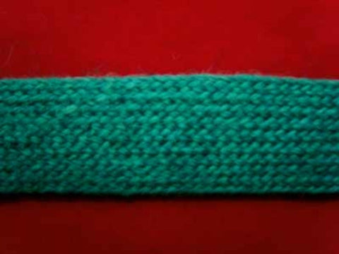 FT1409 23mm Jade Green Soft Braid Trimming