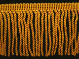 FT502 8cm Marigold Bullion Fringe - Ribbonmoon