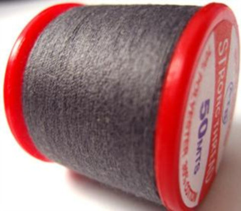 Strong Sewing Thread Mid Grey 510 Multi Purpose,70% polyester, 30% cotton - Ribbonmoon