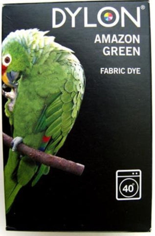 FABMACHDYE59 Amazon Green Dylon Machine Fabric Dye, 200 Gram Pack - Ribbonmoon