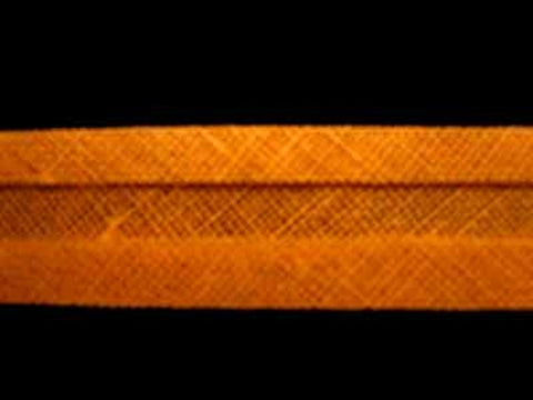 BB137 13mm Marigold 100% Cotton Bias Binding - Ribbonmoon