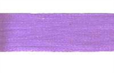 CT09 23mm Lilac Thin Cotton Tape - Ribbonmoon