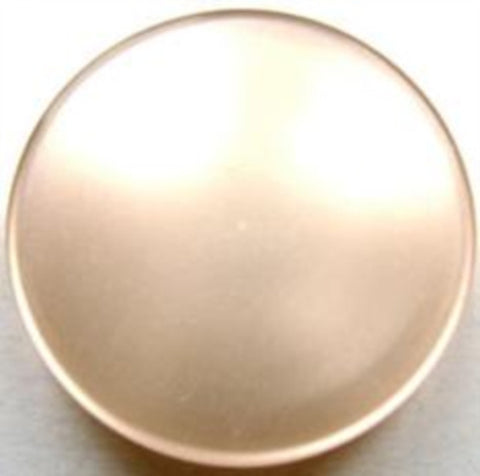 B10684 25mm Ecru Pearl Polyester Shank Button - Ribbonmoon