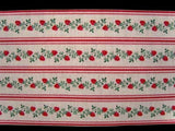 FABRIC48 85mm Cotton Fabric with a Strawberry Design
