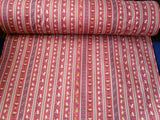 FABRIC20 56cm Pink Cotton Fabric with a Childrens Design