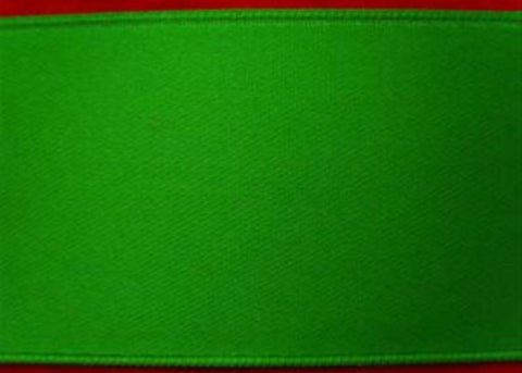 R5055 75mm Emerald Green Double Face Satin Ribbon - Ribbonmoon