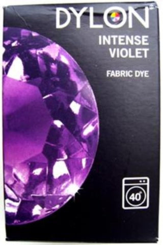FABMACHDYE30 Intense Violet Dylon Machine Fabric Dye, 200 Gram Pack - Ribbonmoon